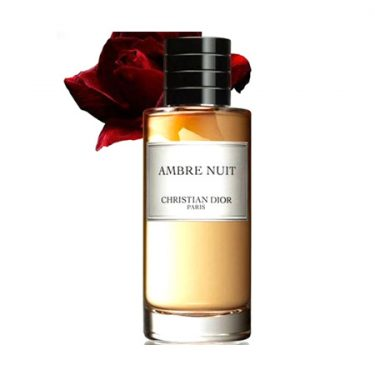 Christian Dior Ambre Nuit | Scents Events