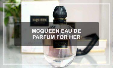 Mcqueen Eau de Parfum for her