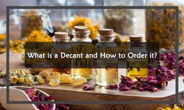 What is a Decant and How to Order it?