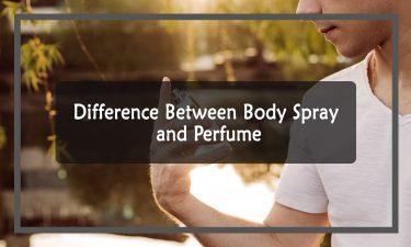 Body Spray and Perfume