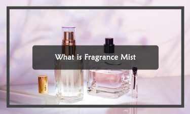 What is fragrance mist